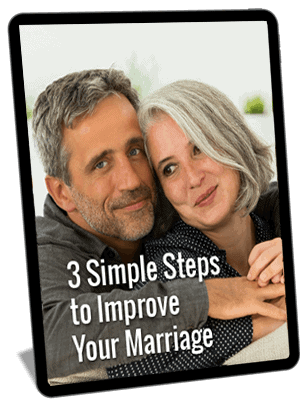 3 Simple Steps to Improve Your Marriage